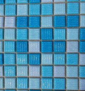 Плитка--мозайка (32-на 32 см) 50 р шт ,15 штук)