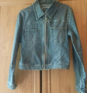 Джинсовка / джинсовая куртка