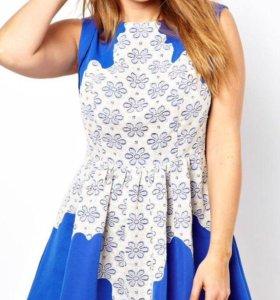 Платье 58-60 размер