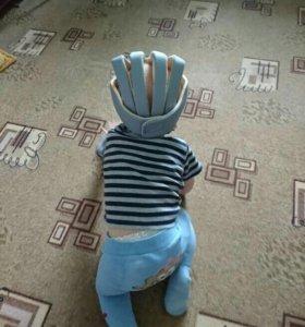 Малышам для защиты головы