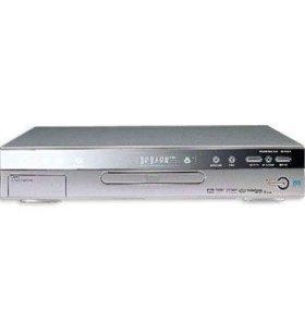 DVD проигрыватель DAEWOO DQR-1000K