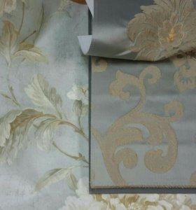 Ткань и пошив штор