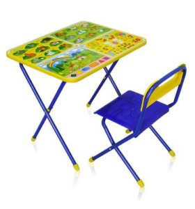 Стол и стульчик детские