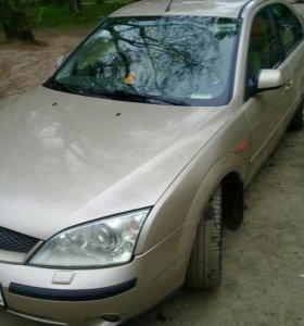 форд мондео III,  2.0. 145 л.с.