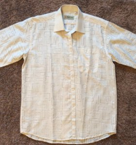 Рубашка мужская, новая, р.48-50