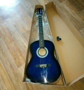 гитара sura новая заберете сегодня отдам за 6000