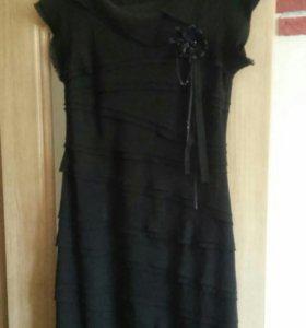 Вечернее платье. Шифон.