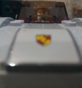 LEGO: Гоночная Машина (Порш)!