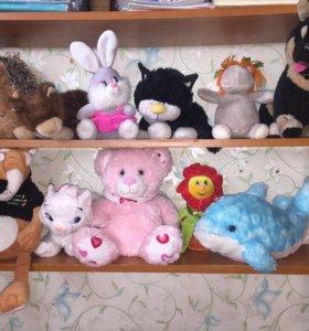 Плюшевые игрушки для детей
