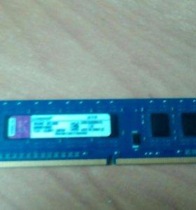 Kingston DDR3. 1 GB