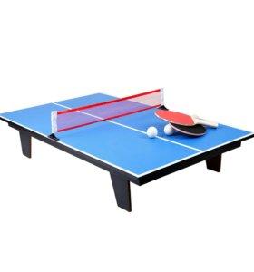 Настольный теннис мини 100*60см