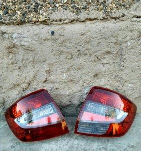 Задние фонари гранта