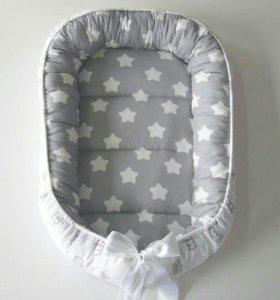 Кокон гнездышко для новорожденного.
