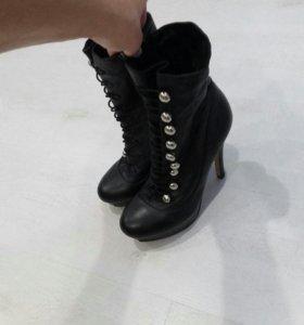 Полусапожки ботинки ботильоны сапоги