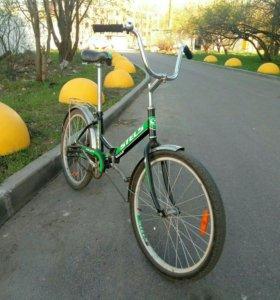 Велосипед Stels pilot 710-складной