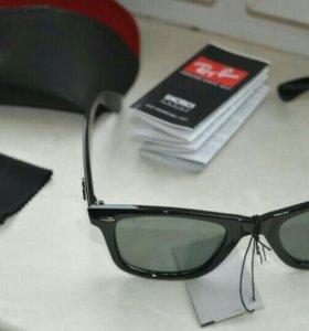 Продам очки ray ban wayfarer