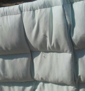 Перо-пуховое одеяло сдам на перо