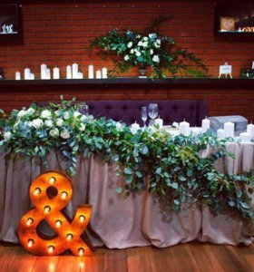 Оформления свадеб и праздников!!!