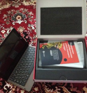 Нетбук-планшет