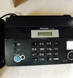Телефон-факс, oбмeн