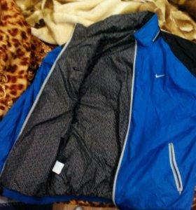 Двухстороняя куртка nike