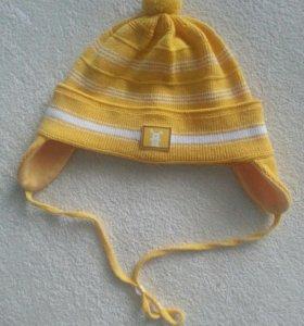 Детская шапка (весна-осень)