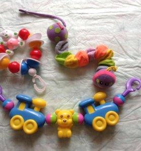 Игрушки подвески