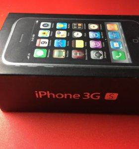 Коробка iPhone 3gs