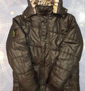 Куртка осень - зима .