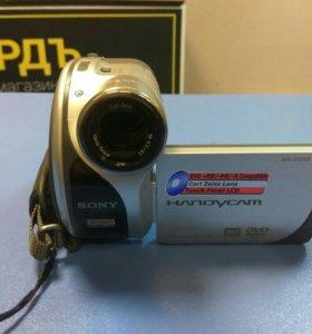Видеокамера sony dcr dvd105