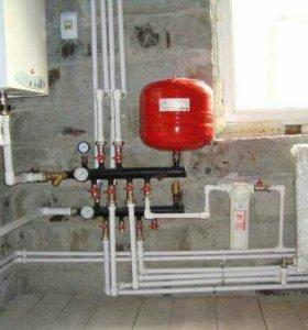 СанТехМонтаж Отопление и Водоснабжение