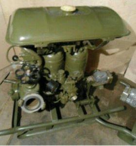 Мотопомпа мп800