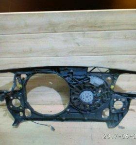 Рамка радиатора передняя панель ауди А4в6