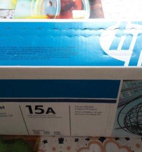 Картридж для принтера hp C7115A