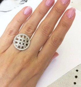 Серебряное кольцо 925 проба
