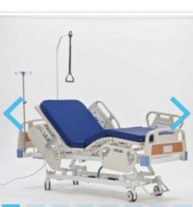 Кровать ортопедическая с ПУ