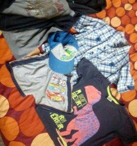 Пакет детской одежды,обуви