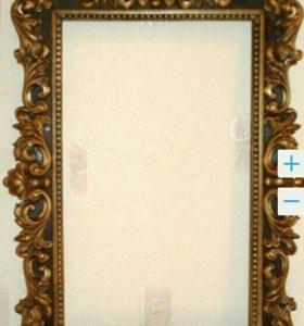 Авторская рама для зеркала или картины