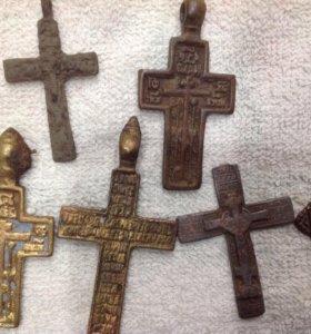 Крестики старинные