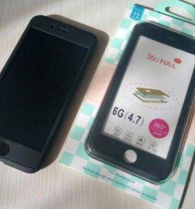 360 ^ Чехол для iPhone 6
