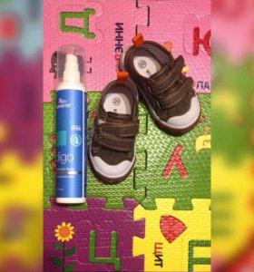 Дезодовант-спрей дня обуви