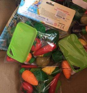 Овощи набор для кухни