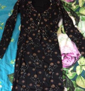 Платье, туника, кофта, юбка