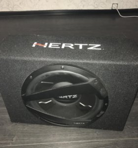 Сабвуфер hertz 30.3