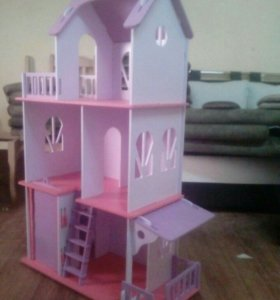 Принимаю заказы на изготовление кукольных домиков.