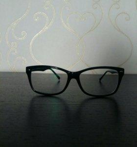 Очки, диоптр. -1(фотохромные антибликовые линзы)