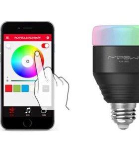Лампа со встроенным Bluetooth