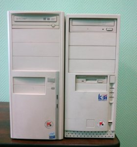 Core 2 Duo E4500 2.20 GHz.