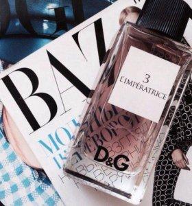 Духи Dolce & Gabbana 100 ml, L'Imperatrice 3.