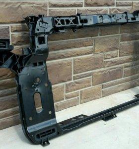 Панель радиатора передняя KIA Sportage 3 (SL;SLS)
